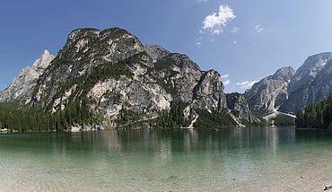 lago di braies - laghi dell'alto adige - visit dolomiti - Soggiorno Lago Di Braies