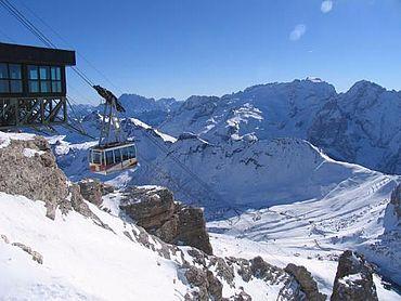 Funivia del Sas Pordoi - Visit Dolomiti